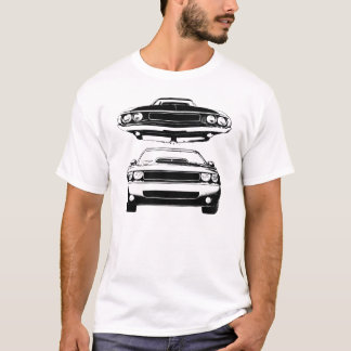 Old and New Challengers T-Shirt