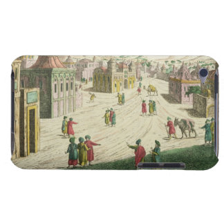 Old and New Delhi (aquatint) iPod Touch Case-Mate Case