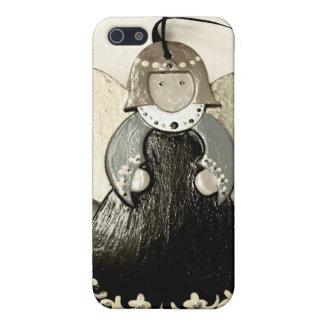 Old Angel iPhone SE/5/5s Case