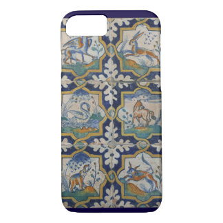 Old Animal Drawings iPhone 8/7 Case