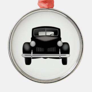 Old Antique Car Ornament