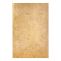 Old Antique Parchment Stationery