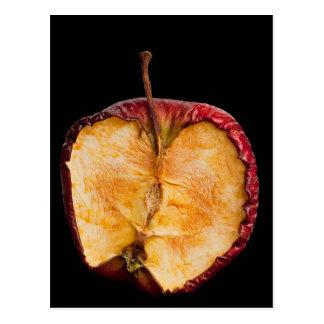Old apple postcard