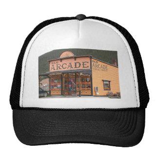 Old Arcade, Silverton, Colorado, USA Trucker Hats
