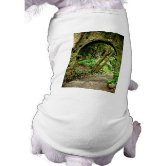 Old arch pet t shirt