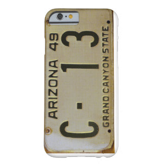 Old Arizona Iphone Case