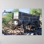 arizona, sedona, wagon, old west, gray, wheels,