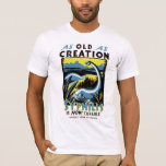 Old As Creation ~ Syphilis is now Curable T-Shirt