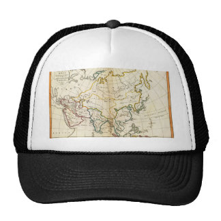 Old Asia map 1799 Trucker Hat