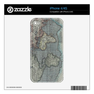 Old Atlas Skins For iPhone 4