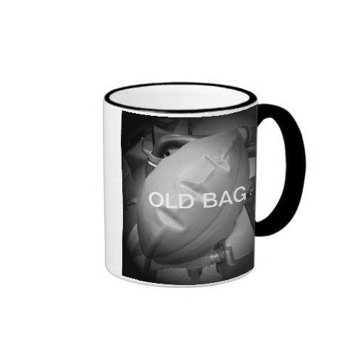 OLD BAG COFFEE MUG