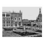 Old Baku (1925) - Ismailiyye - Aleksandr Nevskiy Postcards