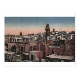 Old Baku - View Postcard