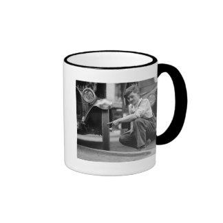 Old Baldy, 1922 Ringer Mug