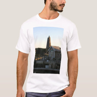 Old Baldy and the Sailor's Library T-Shirt