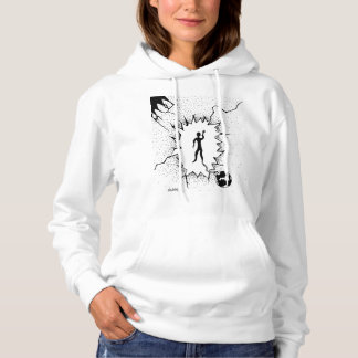 Old Ball and Chain Hoody Design
