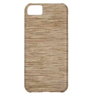 Old Bamboo Background Picture - iPhone 5 Case