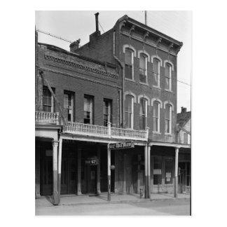 Old Bar, Virginia City, Storey, NV Postcards