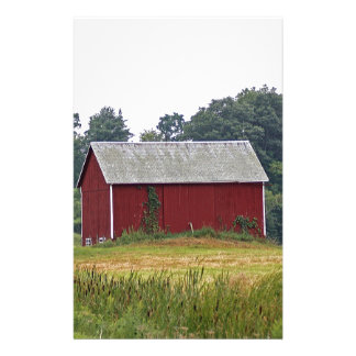 Old Barn: A dying breed Stationery