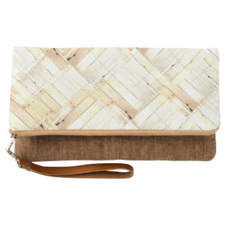 Old Barn Board Rustic Wood Barnwood Paneling Clutch