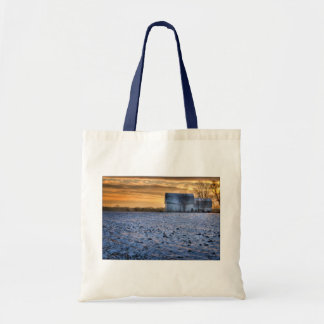 Old Barn Canvas Bag