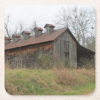 Old Barn Coaster Set