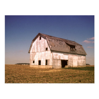 Old Barn Color Photo Postcards