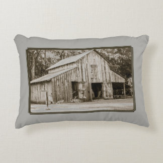 Old Barn Decorative Pillow