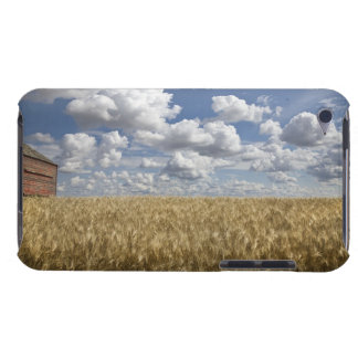 Old Barn in Wheat Field 2 Barely There iPod Case