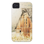 Old Barn iPhone 4 Cases