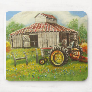 Old Barn Mousepads