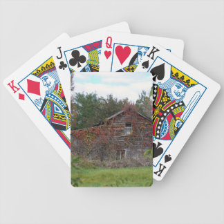 Old Barn Playing Cards