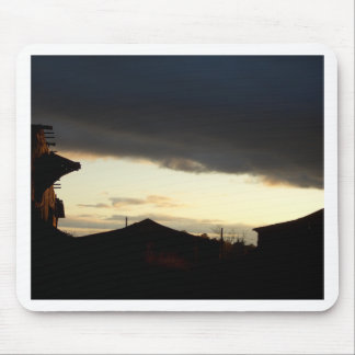 Old Barns at Sunset CricketDiane Art & Photography Mousepads
