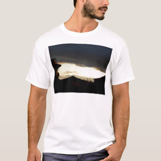 Old Barns at Sunset CricketDiane Art & Photography T-Shirt