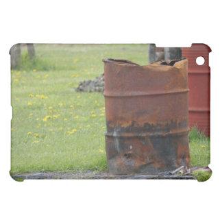 Old Barrel iPad Case