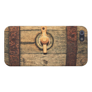 Old barrel iPhone SE/5/5s cover