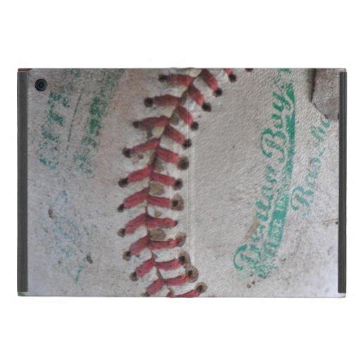 Old Baseball iPad Mini Covers