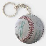 Old Baseball Key Chains