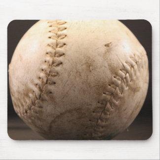 Old Baseball Mouse Pad