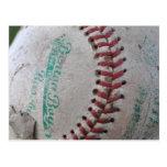 Old Baseball Postcard