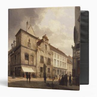 Old Berlin City Hall, 1867 Binder