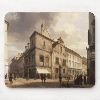 Old Berlin City Hall, 1867 Mouse Pad