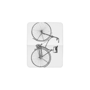 Bicycle business card holders cases zazzle old bicycle business card holder colourmoves Choice Image