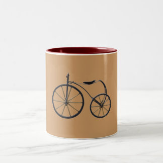 Old Bicycle Mug