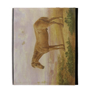 Old Billy, a Draught Horse, Aged 62 (oil on panel) iPad Cases