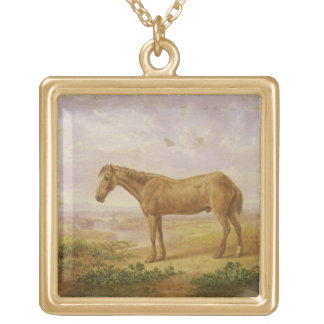 Old Billy, a Draught Horse, Aged 62 (oil on panel) Custom Jewelry