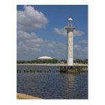 Old Biloxi Lighthouse Postcard