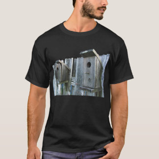 Old Bird Houses ~ T T-Shirt