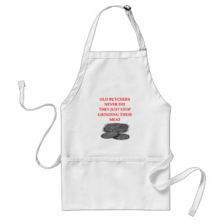 old bitchers never die aprons