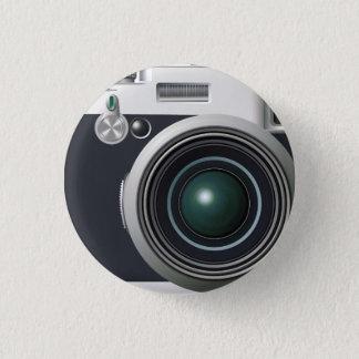 Old black camera button